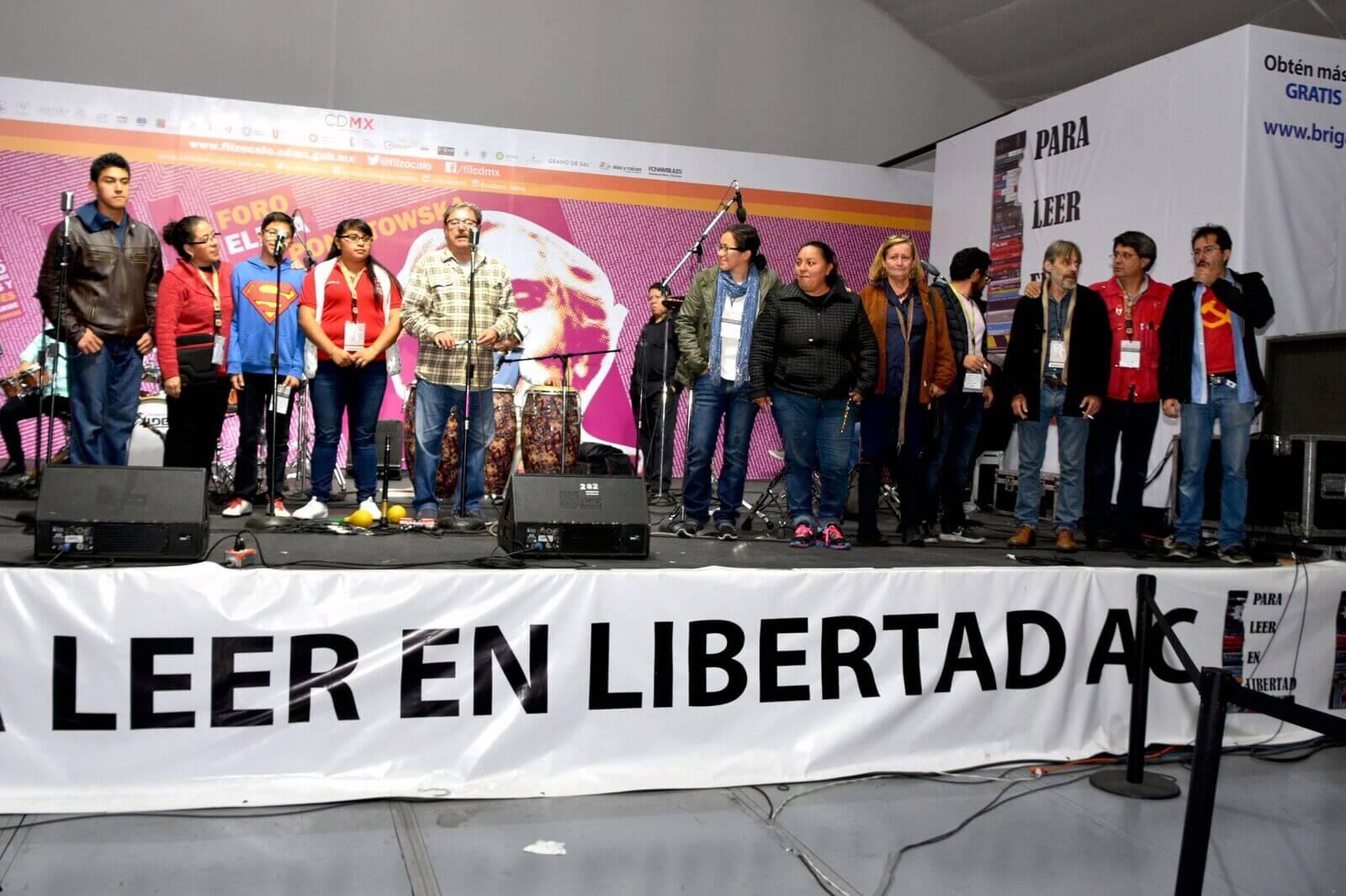 El camino de un México lector - Albora